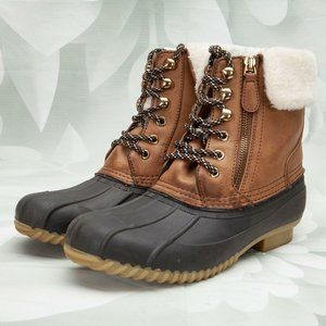 Tommy Hilfiger Women's Outdoor Winter Snow Boots